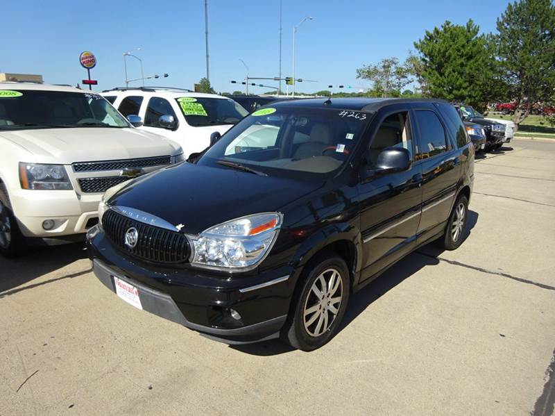 2005 buick rendezvous awd ultra 4dr suv in south sioux. Black Bedroom Furniture Sets. Home Design Ideas