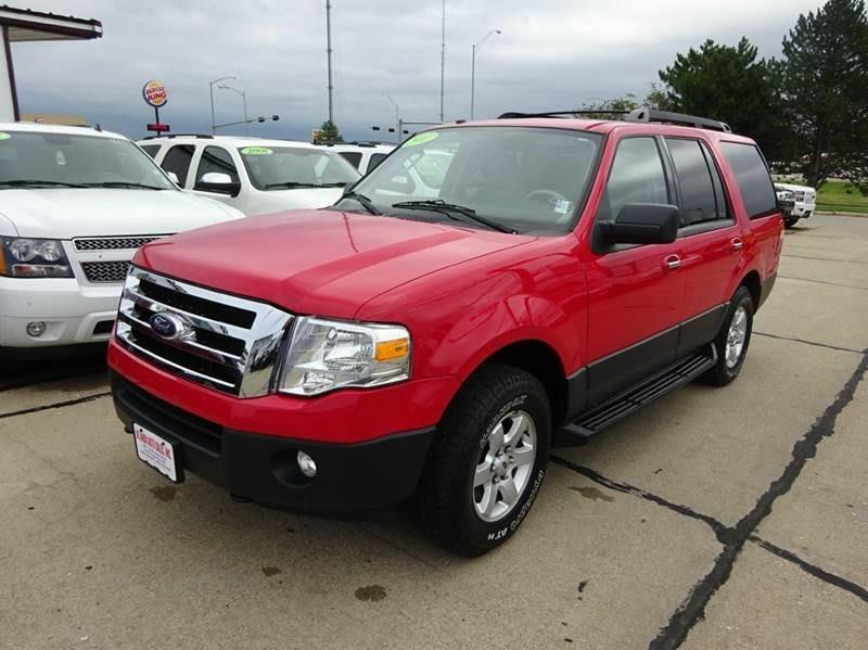 2011 Ford Expedition XL 4x4 4dr SUV In South Sioux City NE ...