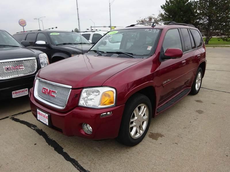 Deanda Auto Sales >> 2006 Gmc Envoy Denali 4dr SUV 4WD In South Sioux City NE ...