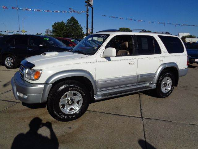 2000 Toyota 4Runner Limited 4dr SUV   South Sioux City NE