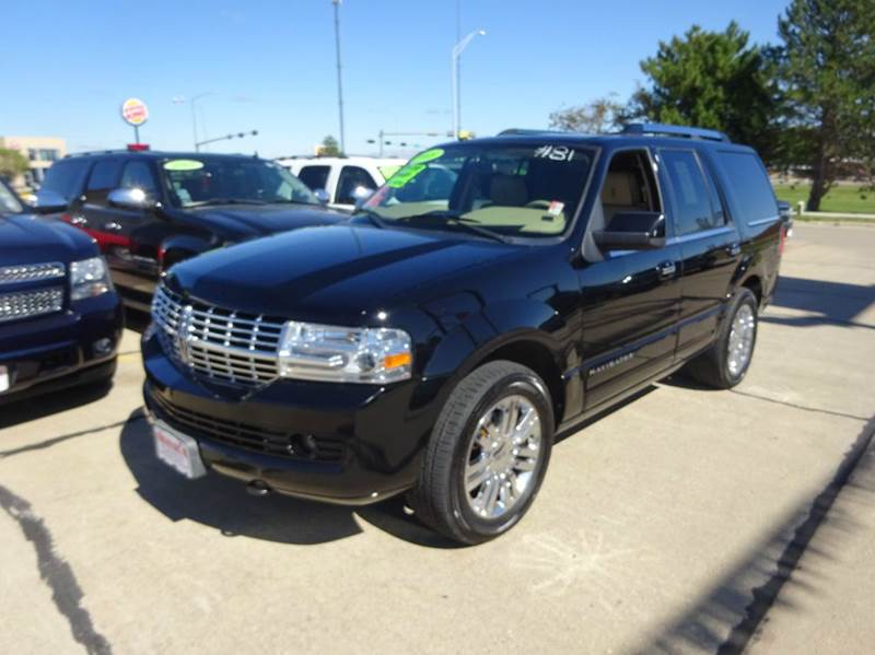 2008 Lincoln Navigator Base 4dr SUV 4WD In South Sioux ...