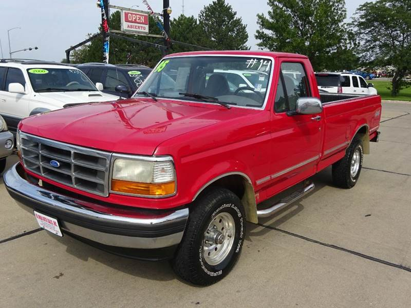1995 Ford F-150 near South Sioux City NE 68776 for $1,700.00