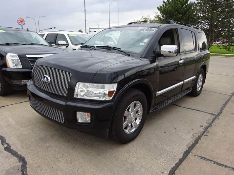 De Andas Auto Sales >> 2006 Infiniti Qx56 Base 4dr Suv 4wd In South Sioux City Ne De Anda