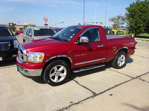 2006 Dodge Ram Pickup 1500 for sale in South Sioux City, NE