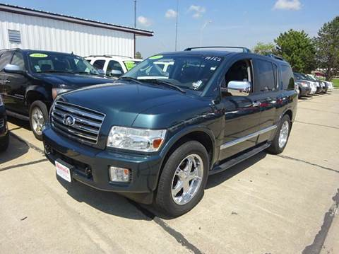 2005 Infiniti QX56 for sale in South Sioux City, NE