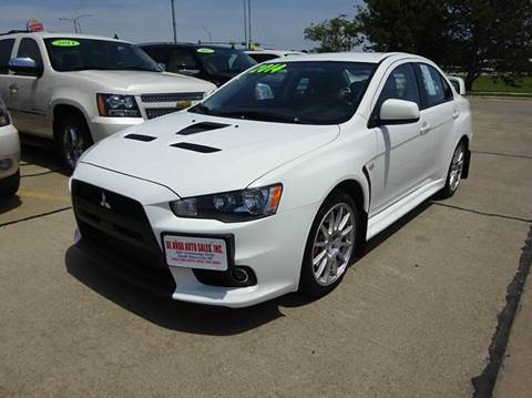 2014 Mitsubishi Lancer Evolution for sale in South Sioux City, NE