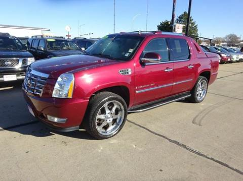 2008 cadillac escalade ext for sale carrollton tx. Black Bedroom Furniture Sets. Home Design Ideas