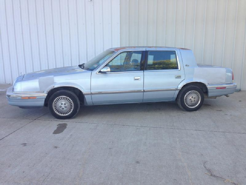 Used 1993 chrysler new yorker for sale for 1993 chrysler new yorker salon sedan