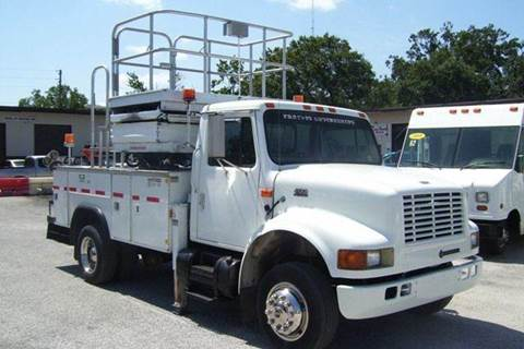 2001 International 4700 for sale in Orlando, FL