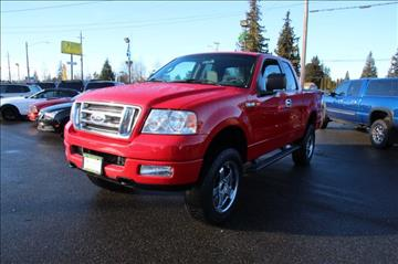 Used ford trucks for sale everett wa for Clyde revord motors everett wa