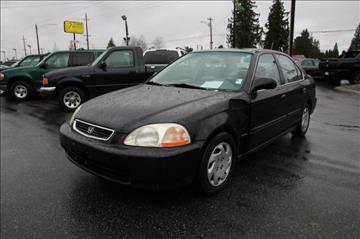 1997 Honda Civic for sale in Everett, WA