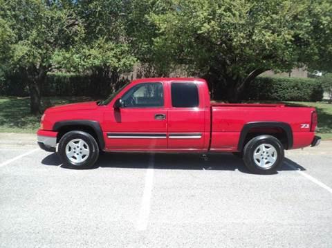 2006 Chevrolet Silverado 1500 for sale in Gainesville, TX
