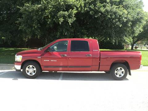 2006 Dodge Ram Pickup 1500 for sale in Gainesville, TX