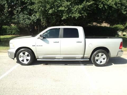 2010 dodge ram pickup 1500 for sale texas. Black Bedroom Furniture Sets. Home Design Ideas