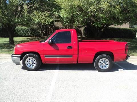 2005 Chevrolet Silverado 1500 for sale in Gainesville, TX