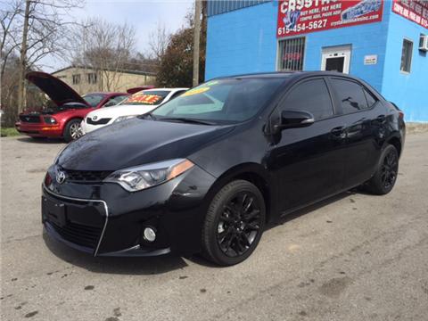 2016 Toyota Corolla for sale in Nashville, TN