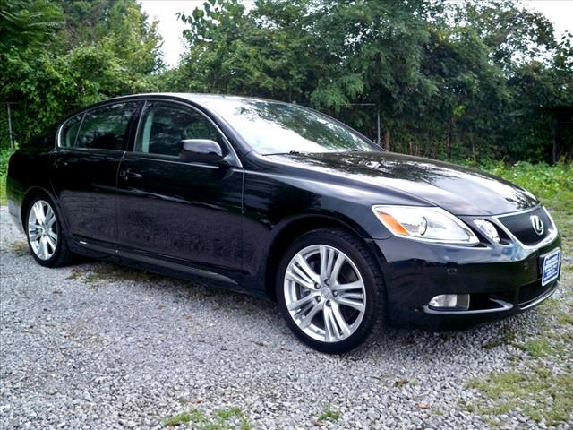 used 2007 lexus gs 450h base 4dr in bristol tn at parkway. Black Bedroom Furniture Sets. Home Design Ideas