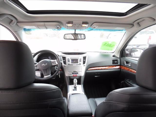 2012 Subaru Legacy AWD 2.5i Limited 4dr Sedan CVT - Bristol TN