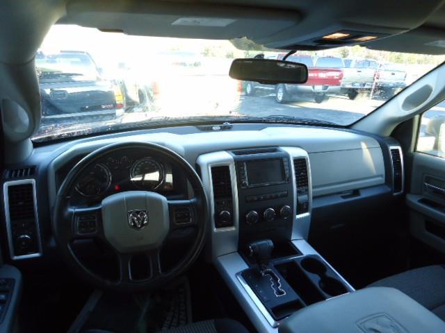 2012 RAM Ram Pickup 1500 4x4 Big Horn 4dr Crew Cab 5.5 ft. SB Pickup - Bristol TN