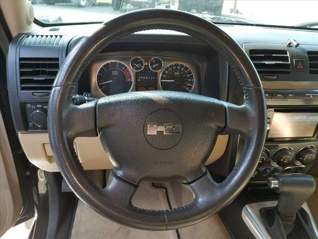 2009 HUMMER H3 4x4 H3X 4dr SUV - Bristol TN