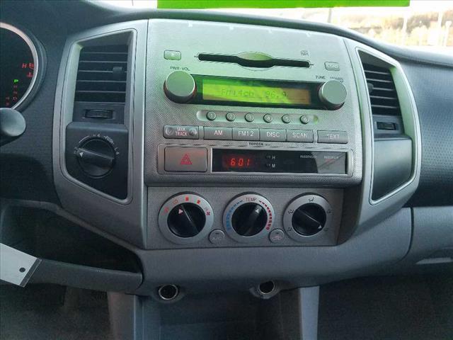 2007 Toyota Tacoma V6 4dr Double Cab 4WD 5.0 ft. SB (4L V6 6M) - Bristol TN