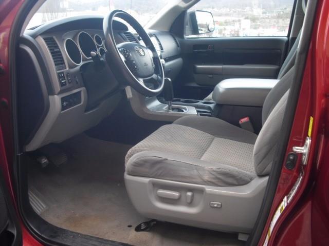 2010 Toyota Tundra 4x4 Grade 4dr Double Cab Pickup SB (5.7L V8) - Bristol TN