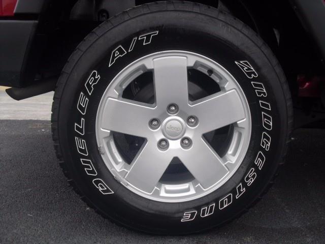 2012 Jeep Wrangler Unlimited 4x4 Sport 4dr SUV - Bristol TN