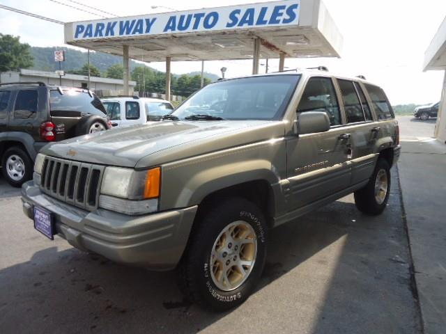 1998 jeep grand cherokee limited 4dr 4wd suv in bristol tn. Black Bedroom Furniture Sets. Home Design Ideas