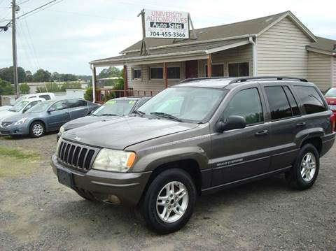 2004 jeep grand cherokee for sale north carolina. Black Bedroom Furniture Sets. Home Design Ideas