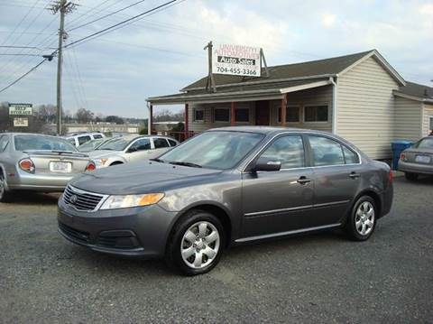 2009 Kia Optima for sale in Harrisburg, NC