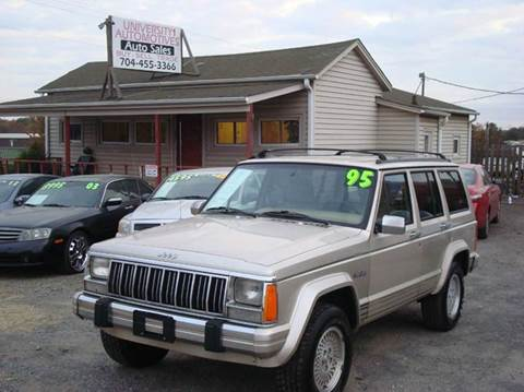 1995 jeep cherokee for sale. Black Bedroom Furniture Sets. Home Design Ideas