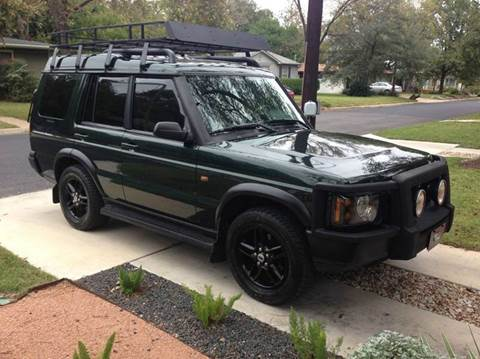 2004 Land Rover Discovery for sale in Lanham, MD