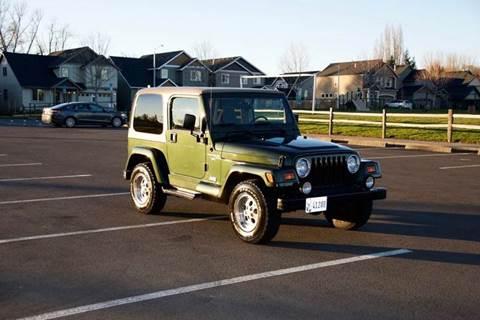 1997 Jeep Wrangler for sale in Lanham, MD
