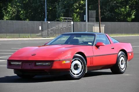 1984 chevrolet corvette for sale. Black Bedroom Furniture Sets. Home Design Ideas