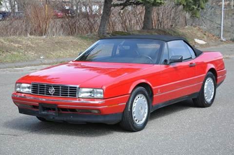 1991 Cadillac Allante for sale in Waterbury, CT