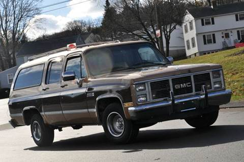 1988 GMC Suburban for sale in Waterbury, CT