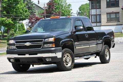 2005 Chevrolet Silverado 2500HD for sale in Waterbury, CT