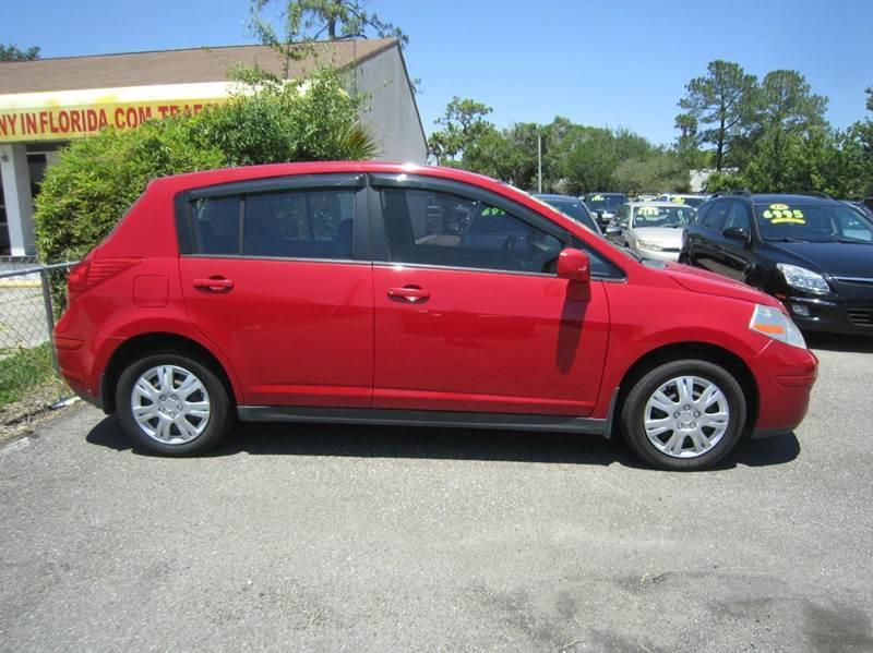 2009 Nissan Versa 1.8 S 4dr Hatchback 6M - Longwood FL