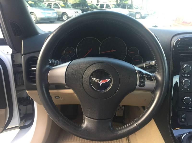 2008 Chevrolet Corvette 2dr Coupe - Longwood FL