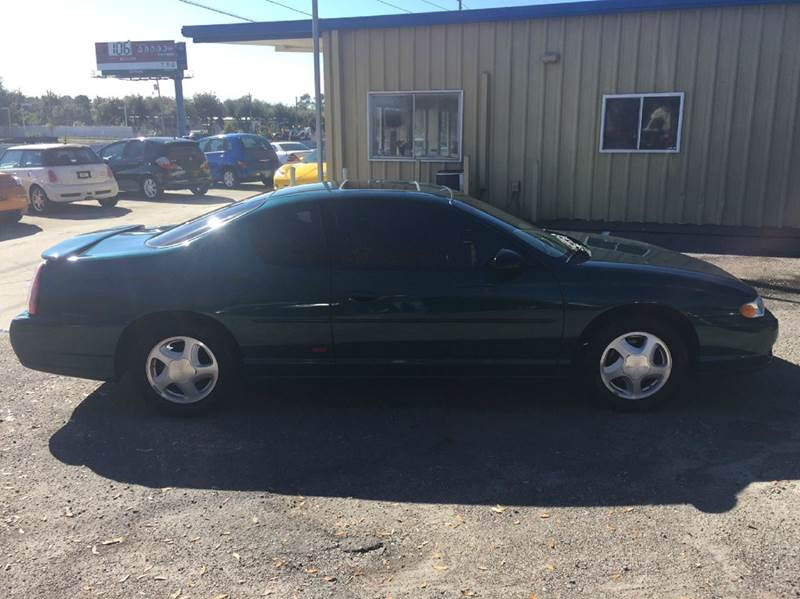 2000 Chevrolet Monte Carlo SS 2dr Coupe - Longwood FL