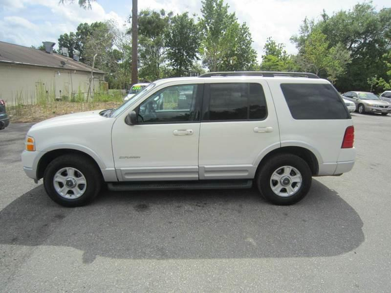 2002 Ford Explorer Limited 2WD 4dr SUV - Longwood FL