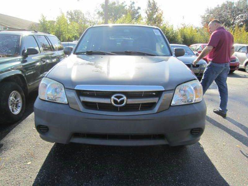 2006 Mazda Tribute i 4dr SUV w/Manual - Longwood FL