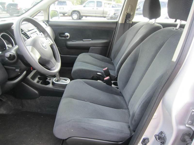 2011 Nissan Versa 1.8 S 4dr Hatchback 4A - Longwood FL