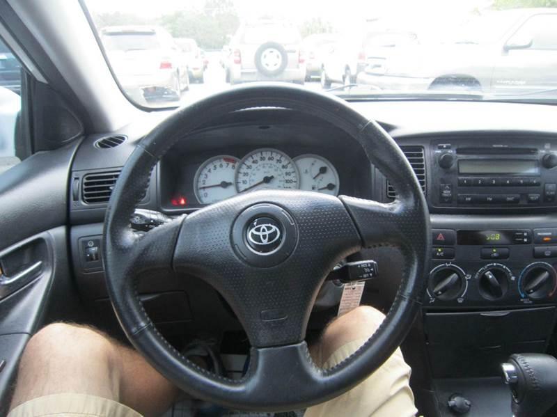 2007 Toyota Corolla S 4dr Sedan (1.8L I4 4A) - Longwood FL