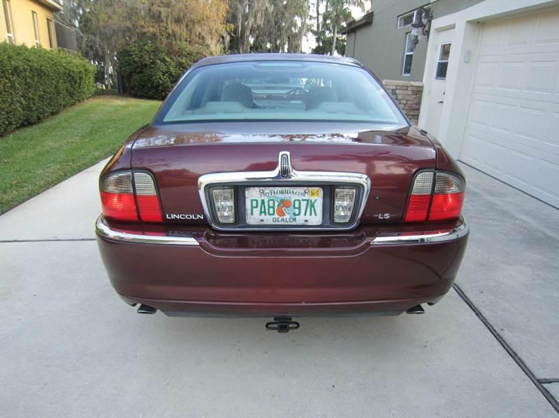 2003 Lincoln LS 4dr Sedan V6 - Longwood FL