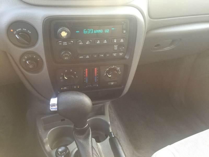 2005 Chevrolet TrailBlazer EXT LS 4WD 4dr SUV - Longwood FL