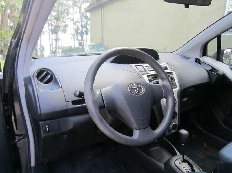 2007 Toyota Yaris 2dr Hatchback (1.5L I4 4A) - Longwood FL