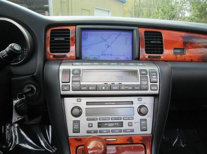 2003 Lexus SC 430 Base 2dr Convertible - Longwood FL