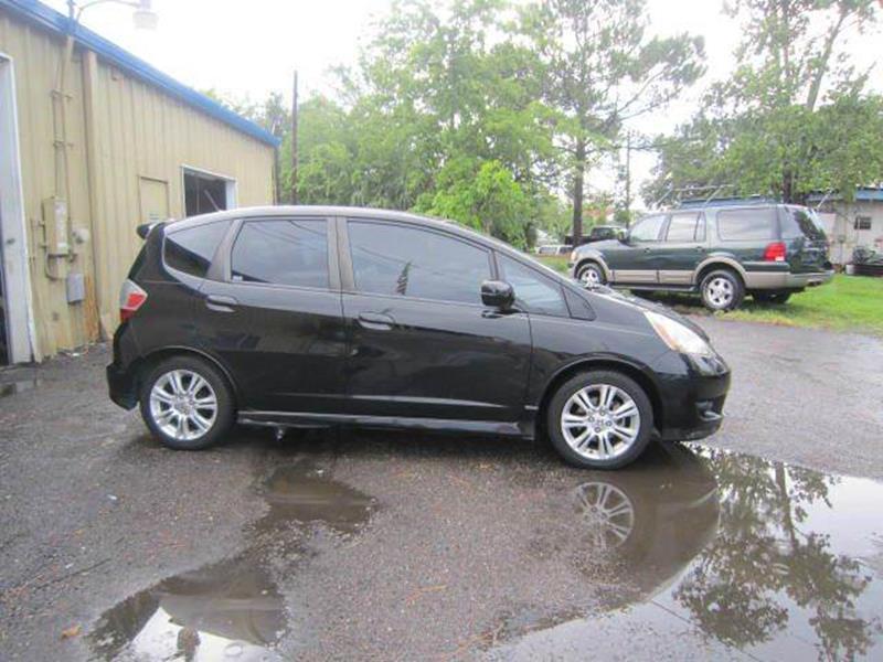 2009 Honda Fit Sport 4dr Hatchback 5M - Longwood FL