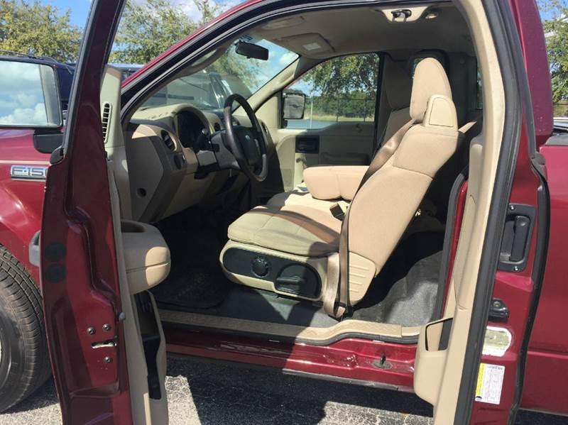 2005 Ford F-150 2dr Standard Cab XL Rwd Styleside 6.5 ft. SB - Longwood FL